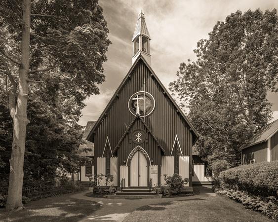 Pequot Chapel